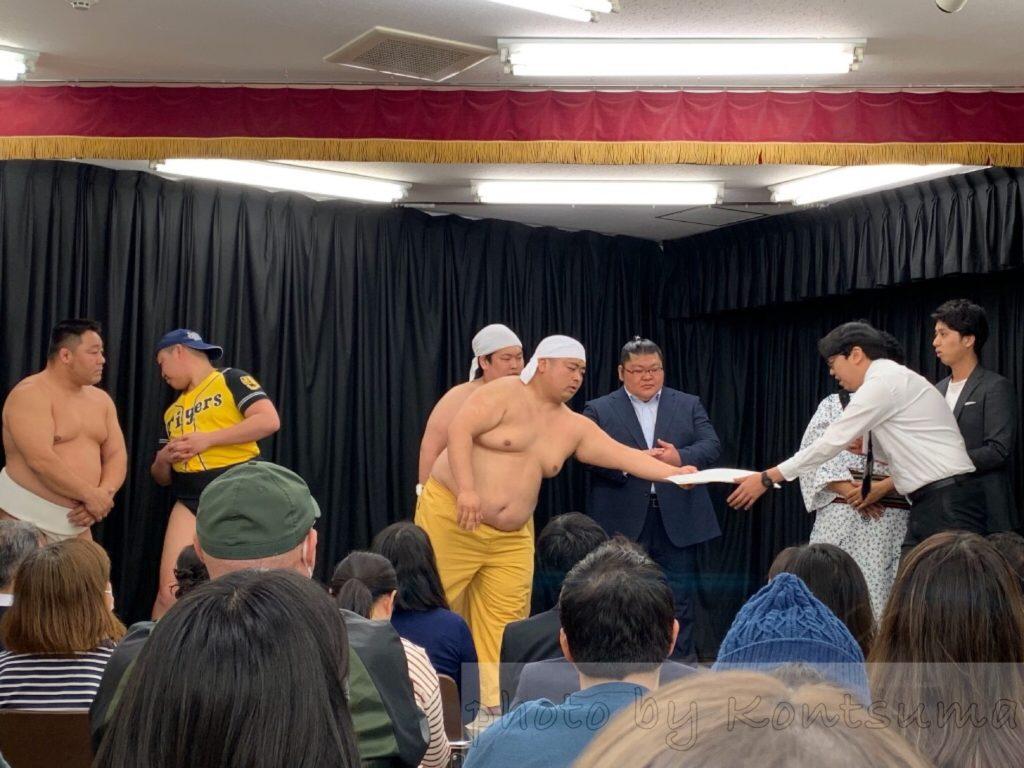 連合稽古ライブ①